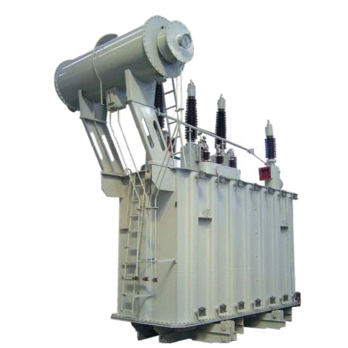 110-150kV Three-phase two-windings oil-immersed power transformers ТМ, ТД type