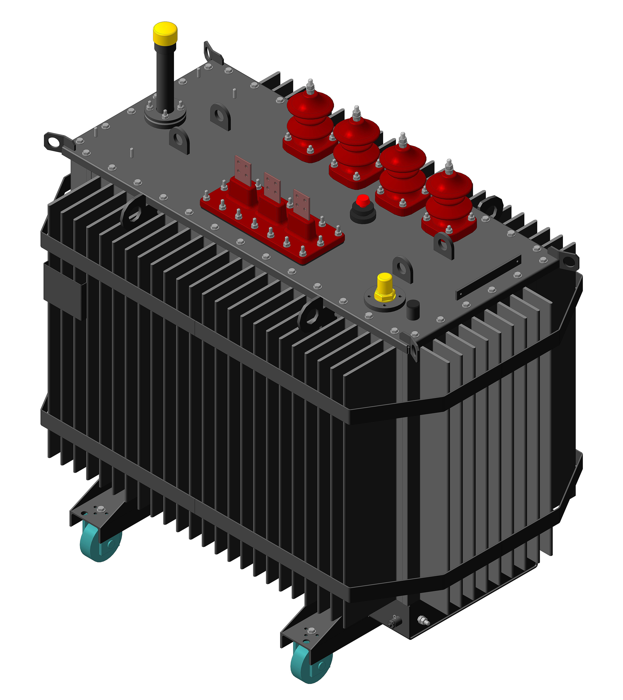 6-35 kV Neutral forming transformers (zero sequence filters) ТМ, ТМГ type (ФМЗО analogue)