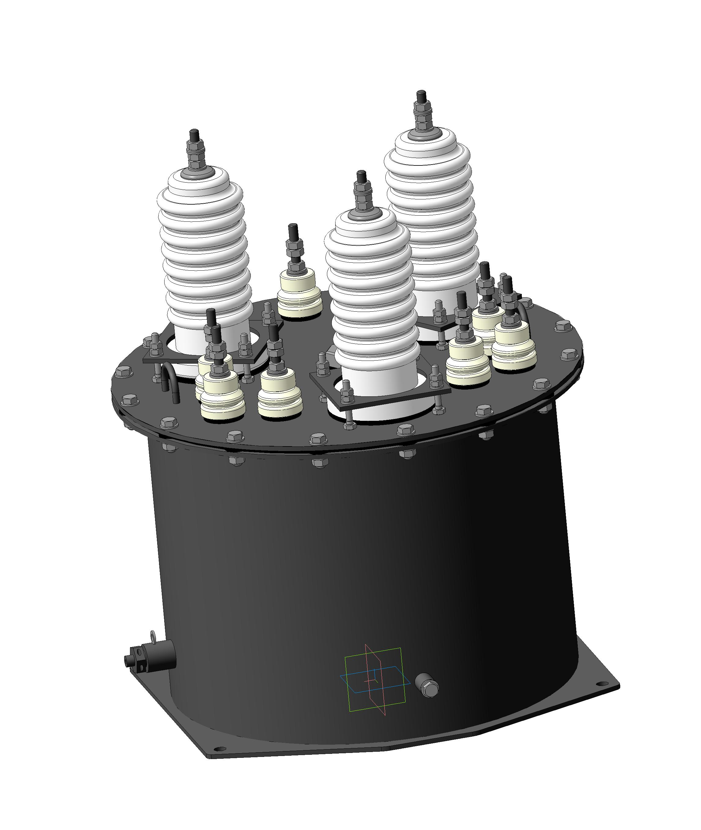 6-10 kV Oil-immrsed voltage transformers, НТМИ-1, НАМИ-1 types